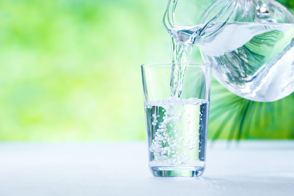 minerarl water